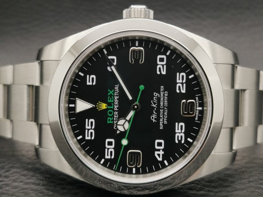 Replica Innovative Rolex Air King 116900 Watch