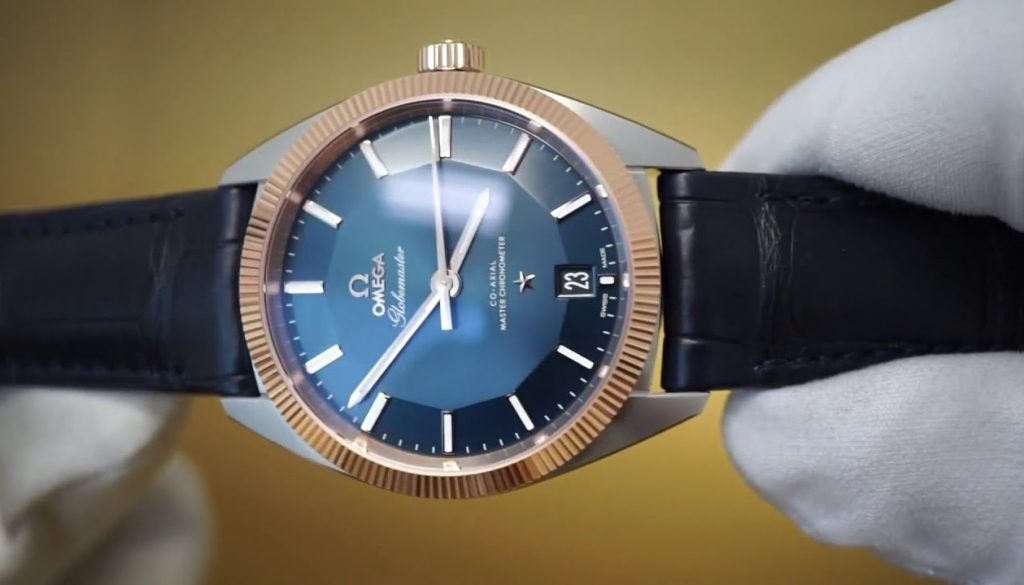 Replica Omega Constellation Globemaster,Omega Co-axial Master Chronometer 39 MM