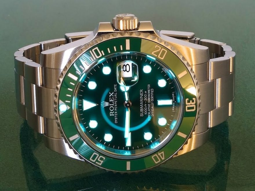 Replica Rolex Submariner 116610LV