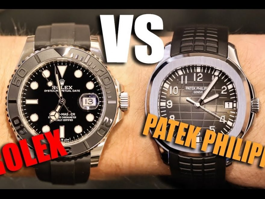 Replica Rolex or Patek Philippe