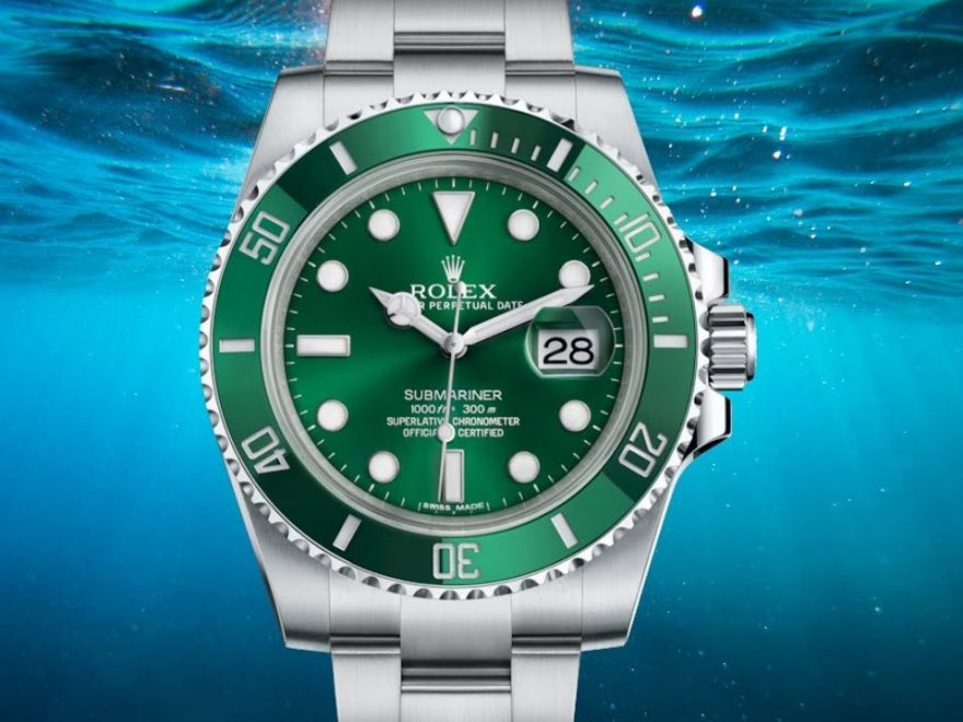Rolex Submariner Replica 116610LV Replica
