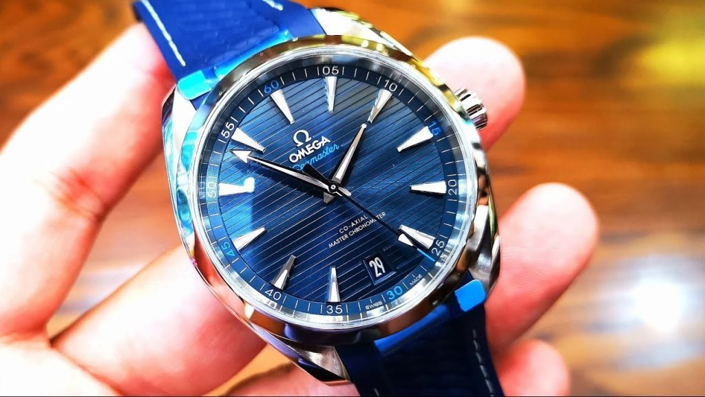 omega seamaster aqua terra 150m co-axial master chronometer 41 mm Replica