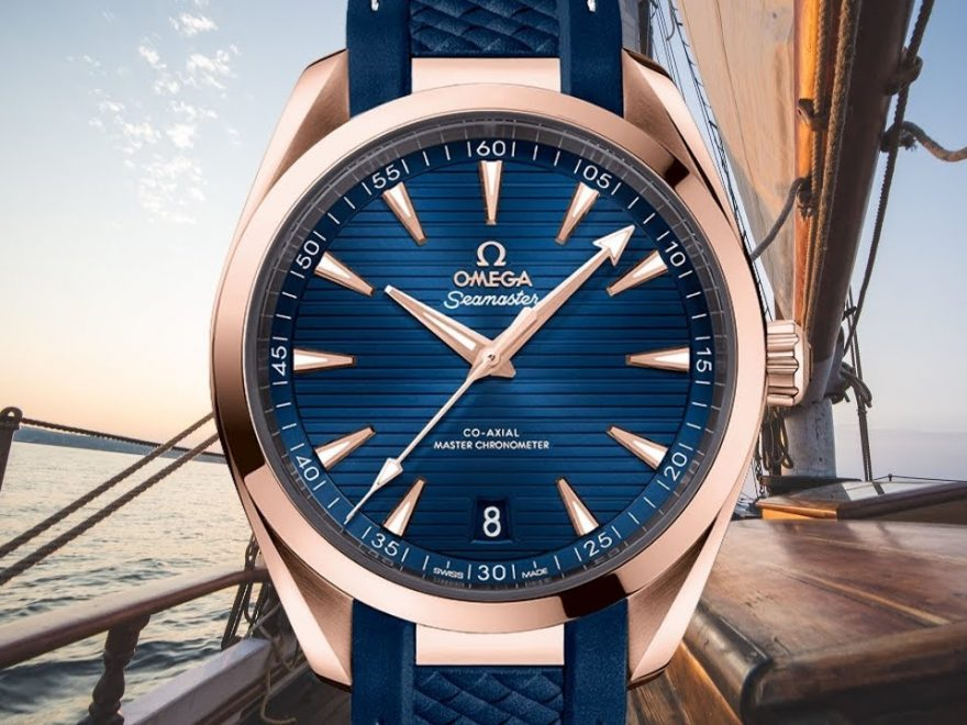 omega seamaster aqua terra 150m co-axial master chronometer Replica 41 mm
