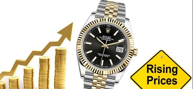 Fake Rolex prices will rise in 2020 In Europe