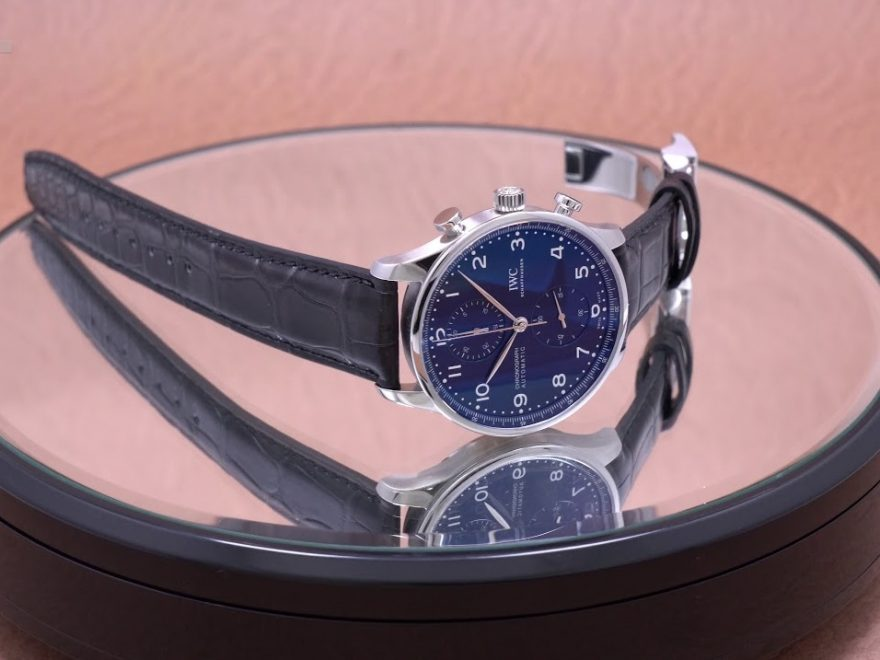 Replica Blue 150-year IWC IW371601