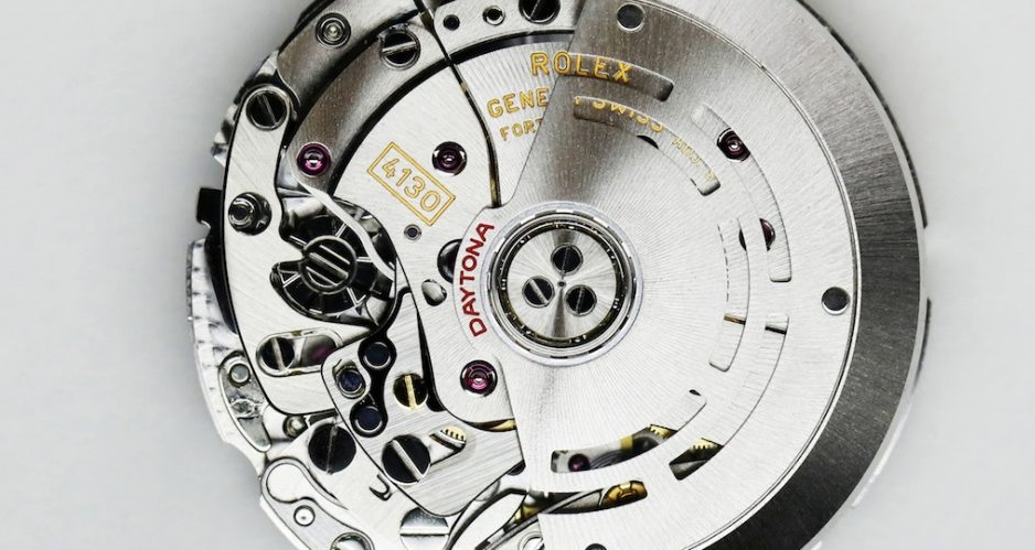 Rolex Daytona 116506 Replica 4130 Movement