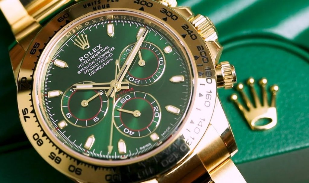 Luxury fake Rolex Daytona 116508 40MM