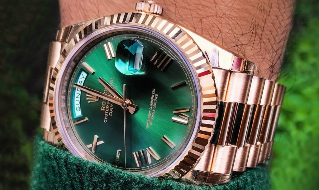 fake Luxury Rolex Day-Date 118238 36MM