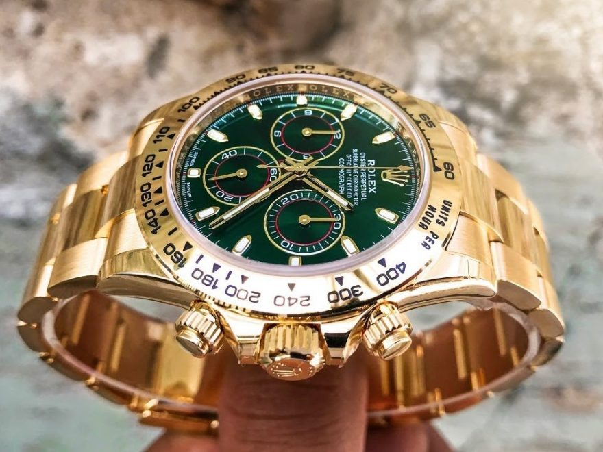 fake Luxury Rolex Daytona 116508 40MM
