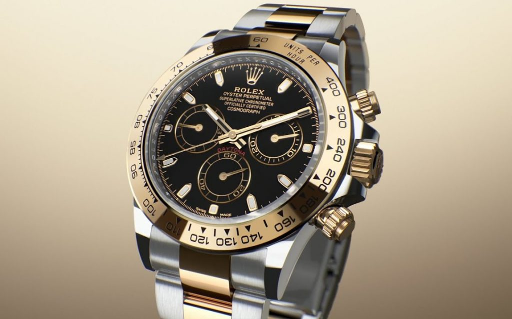 the watch king of Rolex replica Daytona watches
