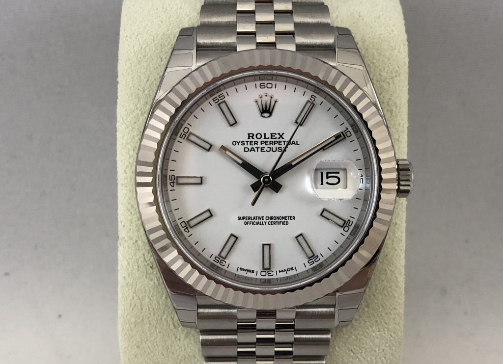 Rolex Datejust 41MM 126334 replica