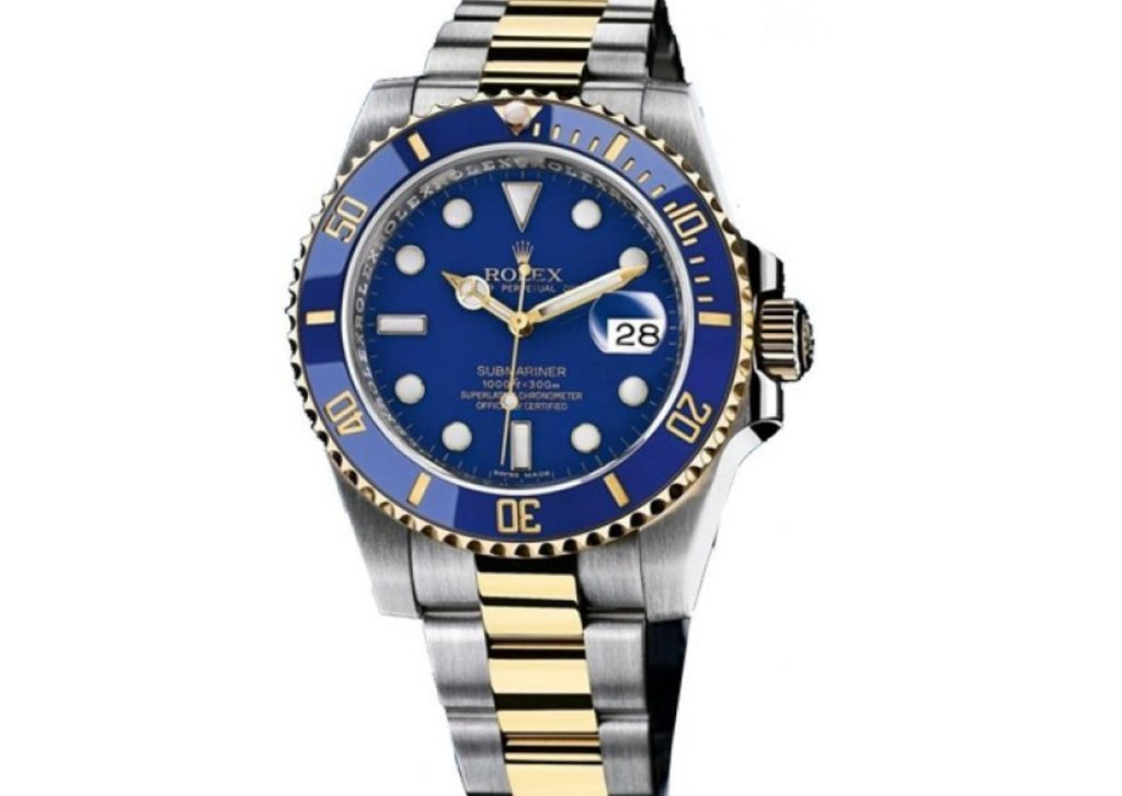 Rolex replica Submariner 116613