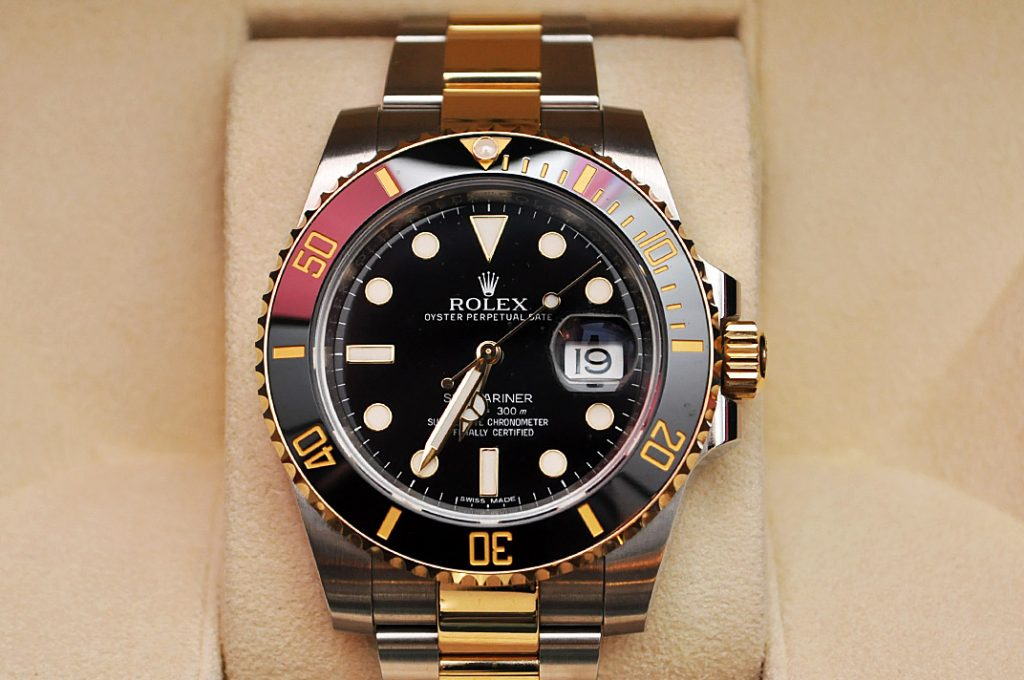 replica Rolex Submariner 116613LN
