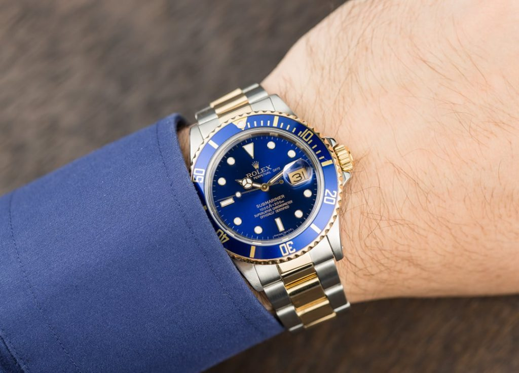 replica Rolex Submariner 16803