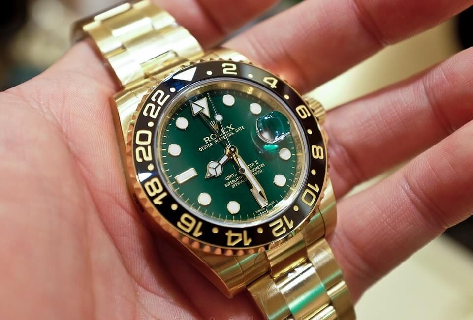 Rolex Replica GMT-Master II Ceramic 116718LN Review