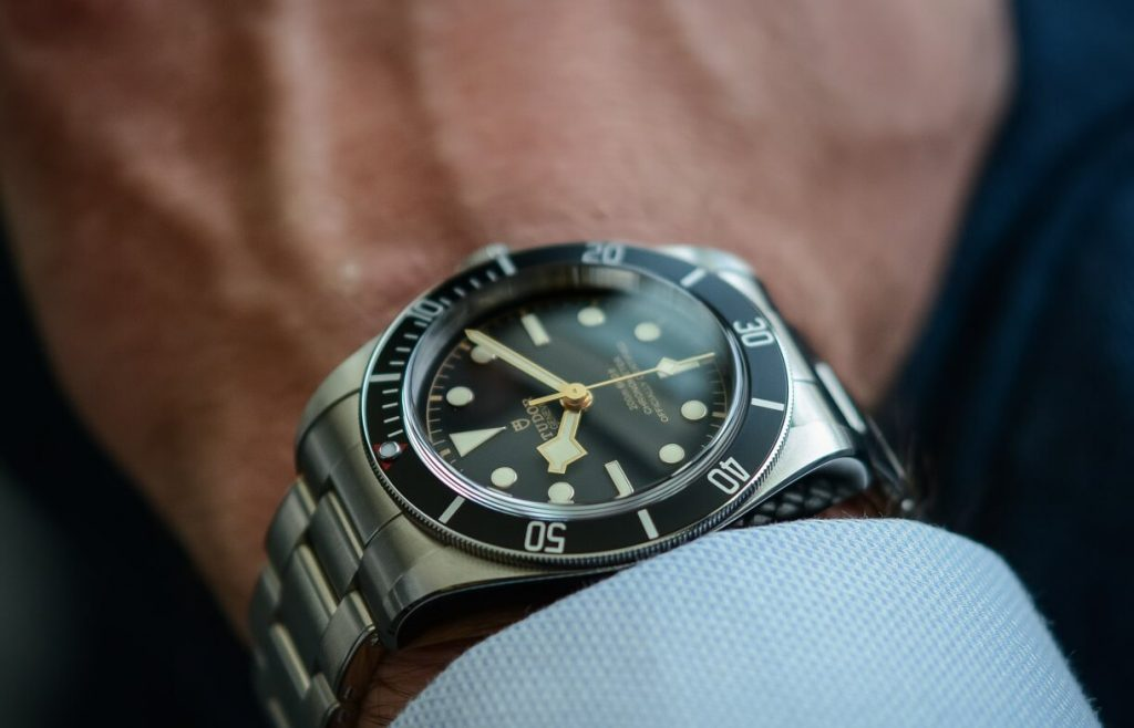 Tudor Black Bay 79230 replica