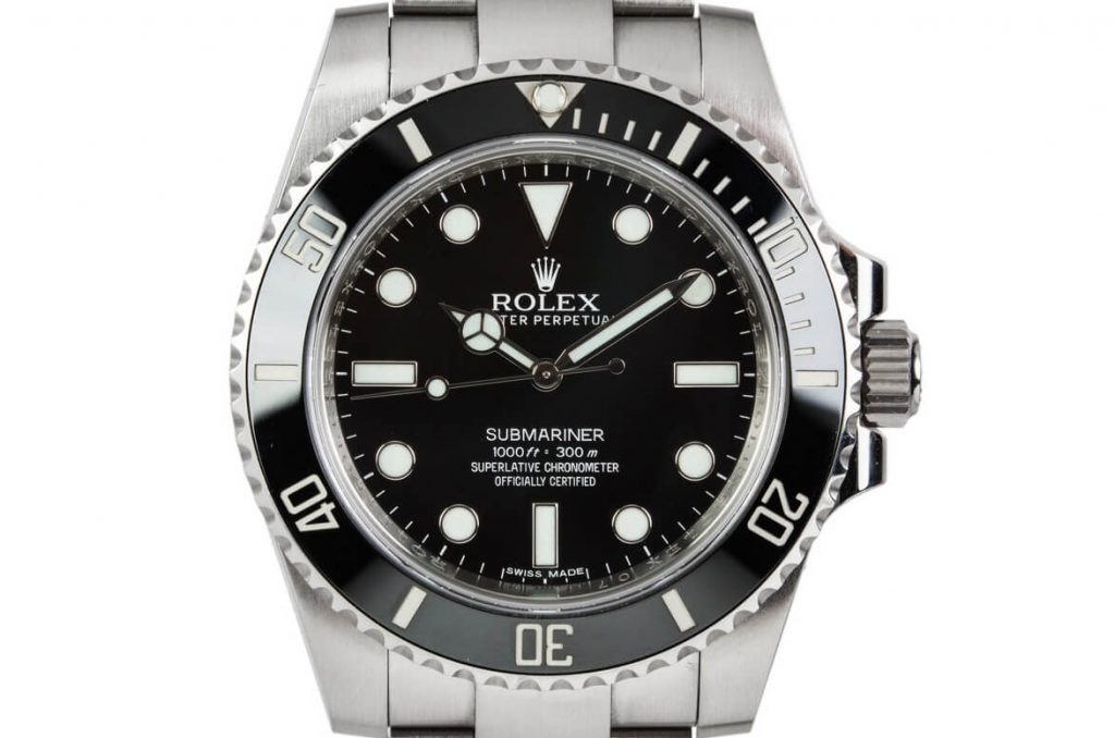 replica Rolex Submariner 114060