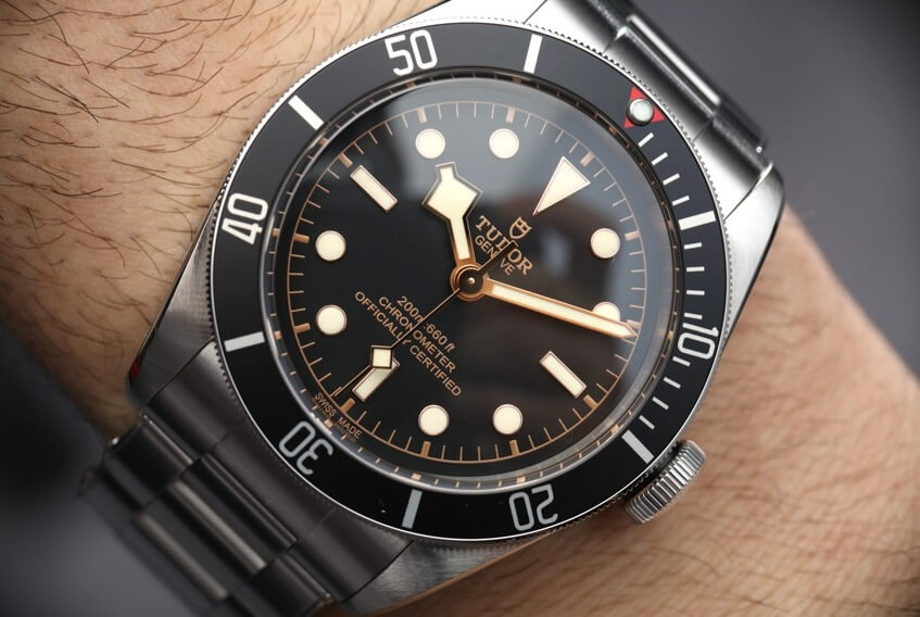 replica Tudor Black Bay 79230